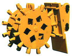 Large Excavator Wheels