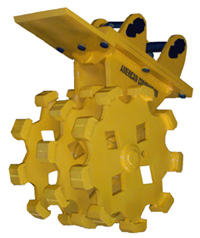 Small Excavator Wheels